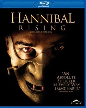 hannibal rising blu-ray films à vendre