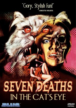 seven deaths in the cat's