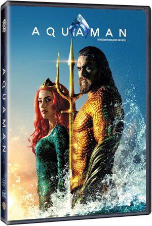 Aquaman dvd à vendre