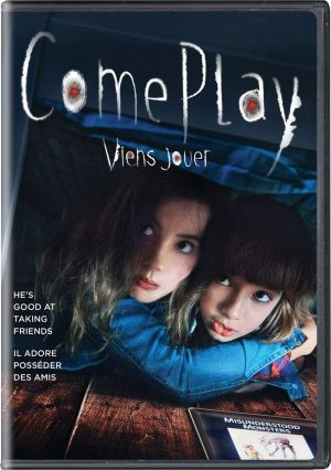 Come Play DVD Films à vendre.