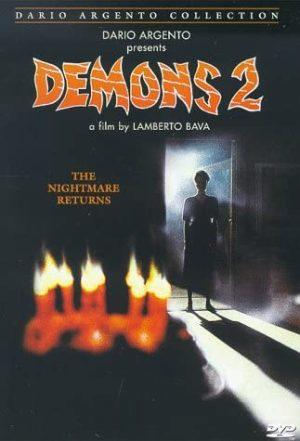 Demons 2 DVD Films à vendre.