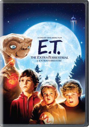 E.T The Extra-Terrestrial DVD Films à vendre.