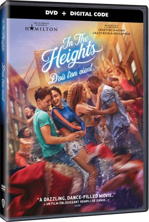 In The Heights DVD Films à louer.