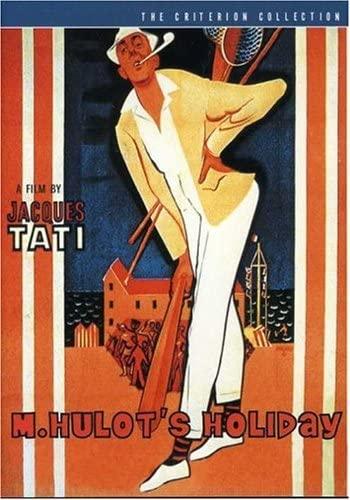 M.Hulot's Holiday DVD films à vendre