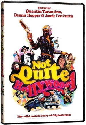 Not Quite Hollywood DVD Films à vendre.