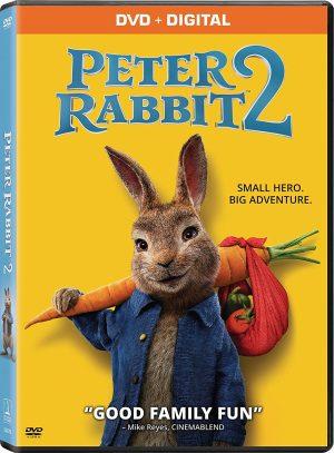 Peter Rabbit 2 DVD Films à louer.