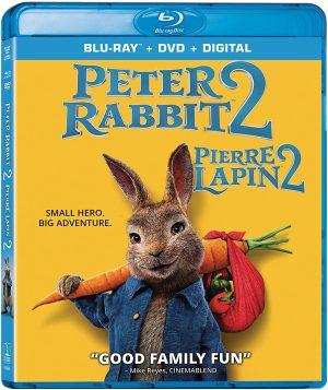Peter Rabbit 2 DVD à louer
