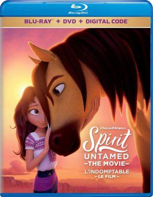 Spirit: Untamed DVD Films à louer.