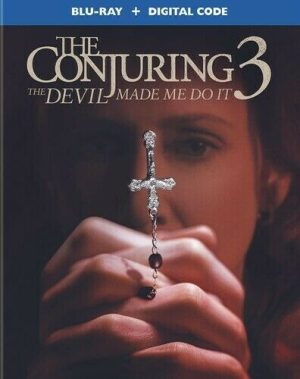 The Conjuring 3 DVD Films à louer.