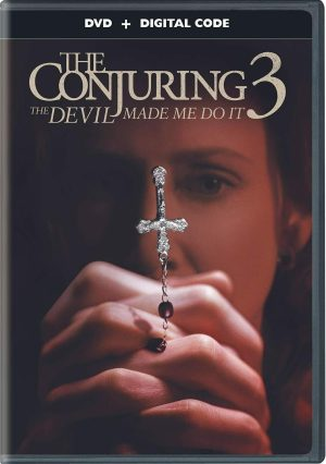 The Conjuring 3 DVD à louer