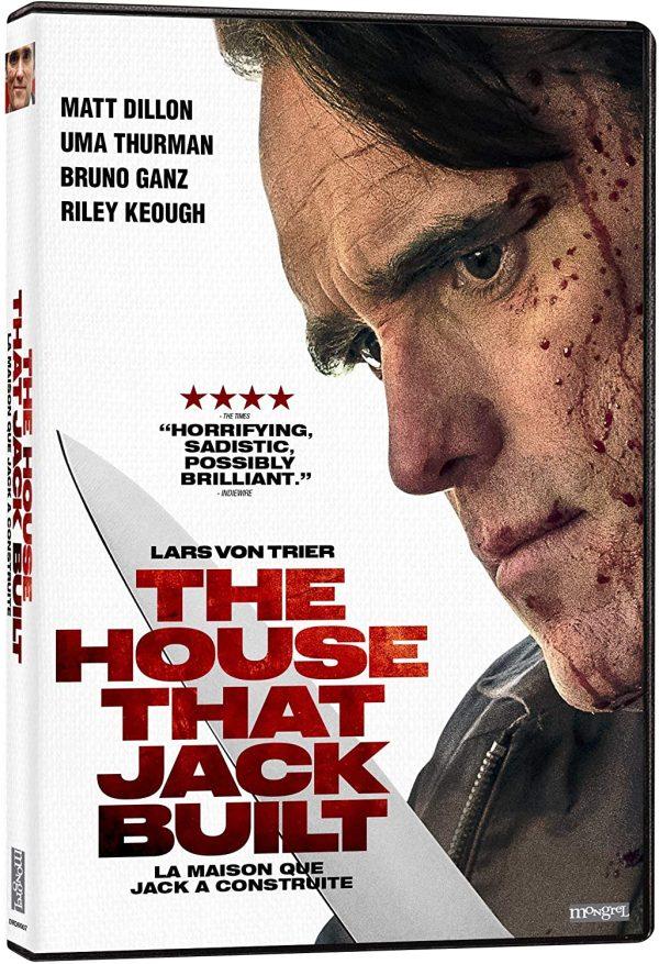 The House That Jack Built DVD Films à vendre.