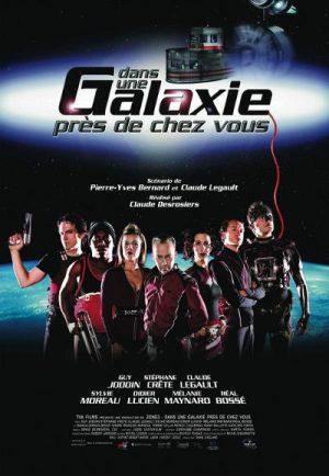 dans une galaxie dvd films à vendre