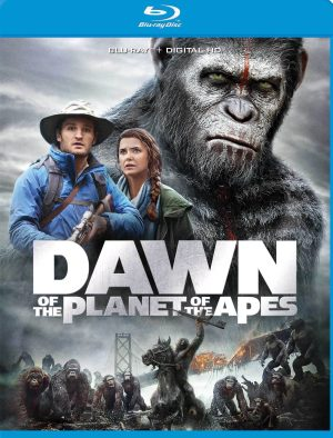 dawn of the planet of the apes dvd films à vendre