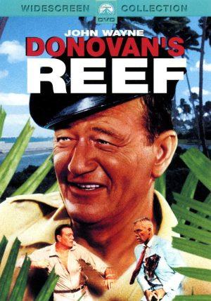 donovan's reef dvd films à vendre