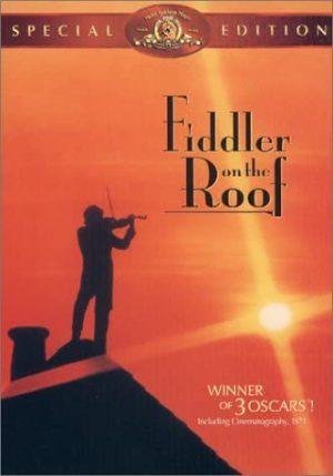fiddler on the roof dvd films à vendre