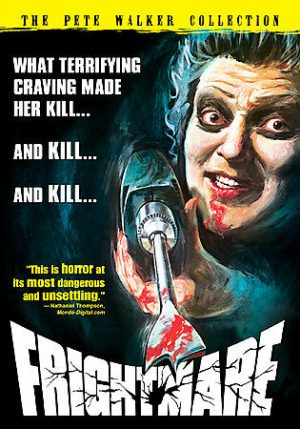 frightmare dvd films à vendre