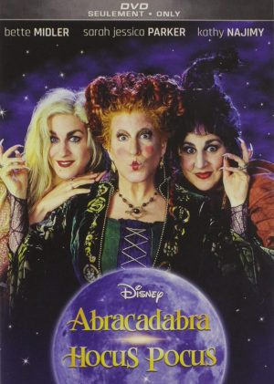 hocus pocus dvd films à vendre