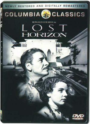 lost horizon dvd films à vendre