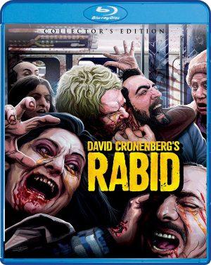 rabid dvd films à vendre