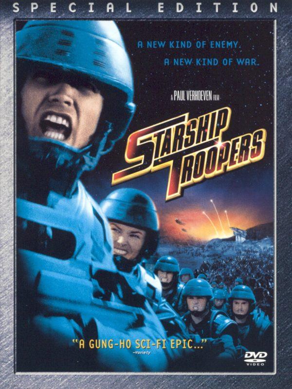 starship troopers dvd films à vendre