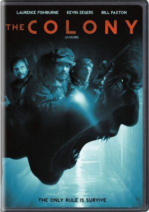 the colony dvd films à vendre