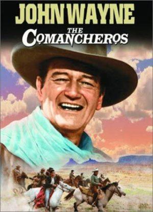 the comancheros dvd films à vendre