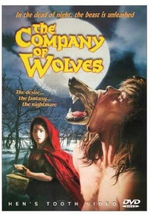 the compagny of wolves dvd films à vendre