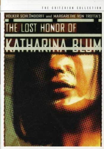 the lost honor of Katarina Blum dvd films à vendre