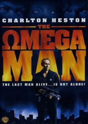 the omega man dvd films à vendre