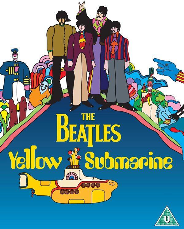yellow submarine dvd films à vendre