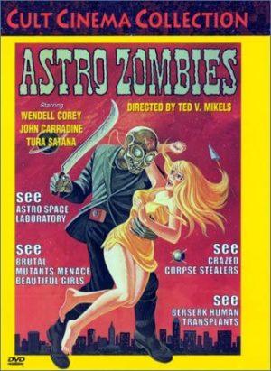 Astro ZombiesDVD à vendre.