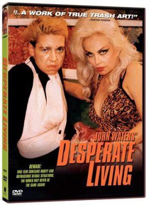Desperate Living DVD à vendre.