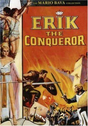 Erik The Conqueror DVD à vendre.