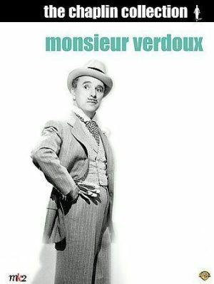 Monsieur Verdoux DVD à vendre.