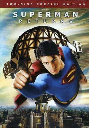 Superman Returns DVD à vendre.