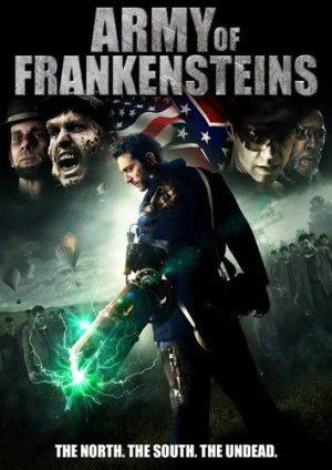 army of frankensteins dvd films à vendre