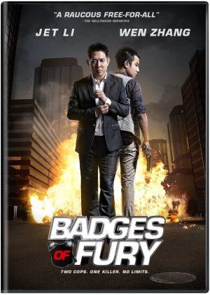 badges of fury dvd films à vendre