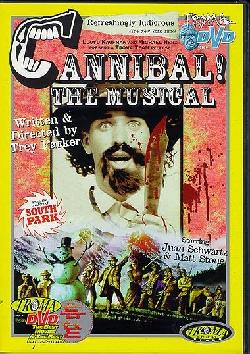 cannibal the musical dvd films à vendre