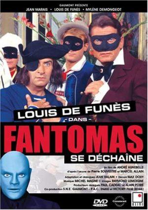 fantomas se dechaine dvd films à vendre