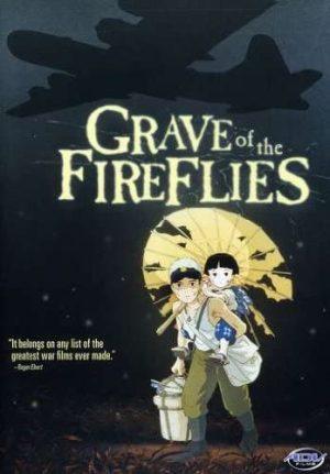 grave of the fireflies dvd films à vendre
