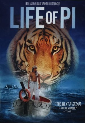 life of pi dvd films à vendre