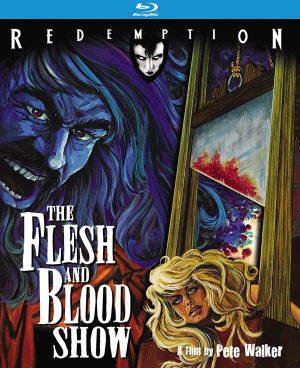 the flesh and blood show dvd films à vendre