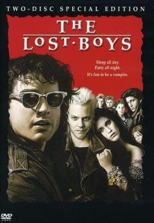 the lost boys dvd films à vendre