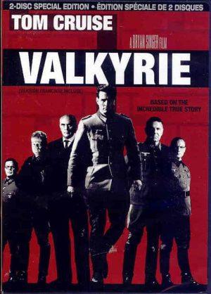 valkyrie dvd films à vendre